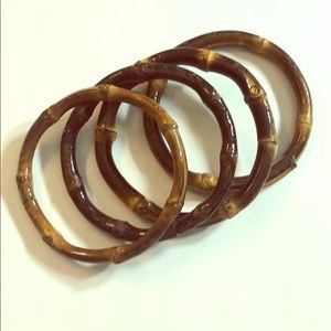 Jewelry - Bamboo bracelets